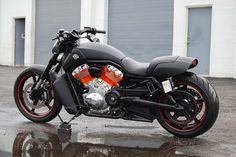 Harley Davidson V-Rod Muscle / Jillian Michaels Custom