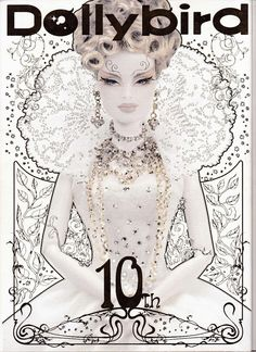 Free copy of Book - Dollybird 10th - full of patterns for lingerie.