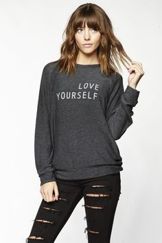 LOVE YOURSELF - The Dave - Women