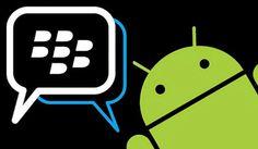 Tips dan Trik Menghasilkan Uang Dollar dan Pulsa dari Android : Cara Install BBM di Smartphone Android