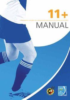 Completo manual de calentamiento en fútbol.