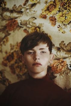 Robbie McKinnon by Fanny Latour-Lambert