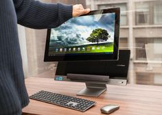 Don't choose bet Win 8 and Android; Have both! Asus Transformer AIO Review - Watch CNET's Video Review