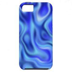 liquid blue iPhone 5/5S case