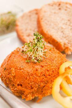 Vegetarian Recipes, Healthy Recipes, Healthy Meals, Healthy Food, Vegan Bread, Plant Based Diet, Dessert Table, Recipe Box, Salmon Burgers