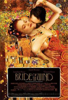 "In 2001 Sarah Wynter starred as Alma Mahler in ""Bride of the Wind. Gustav Mahler, Alma Mahler, Wind Movie, Jonathan Pryce, Roman Fonts, Stephen James, See Movie, Hd Movies, My Eyes"