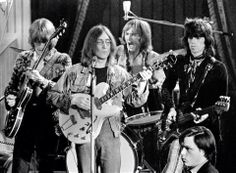 EC with The Dirty Mac (EC, John Lennon, Mitch Mitchell, Keith Richards), 11 or 12 December 1968.