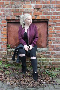 Keep Up, About Me Blog, Bomber Jacket, Jackets, Fashion, Down Jackets, Moda, Fashion Styles, Fashion Illustrations