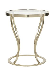 The Lexington Furniture Company offers a variety of Bernhardt furniture. We carry the Bernhardt Round Metal Side Table.