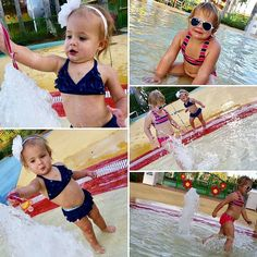 Disney's Pop Century Resort swimming pool - Disney World / Florida.