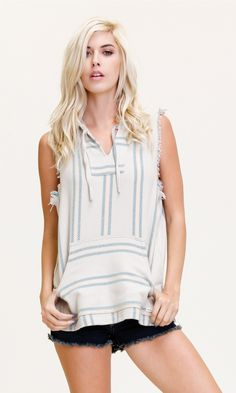 76390d4169 The Pueblo Player Sleeveless Poncho by RVCA Summer Dresses