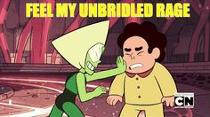 """When Peridot's true power was released. 