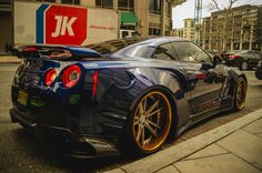 CHARGESPEED GT-R NICHE ROAD WHEELS