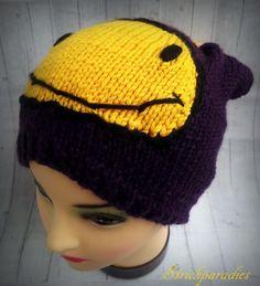 SMILEY - Mütze
