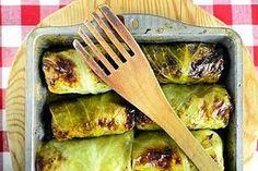 Perinteiset kaalikääryleet - Reseptit - Ilta-Sanomat Cabbage, Recipies, Yummy Food, Vegetables, Cooking, Tableware, Ethnic Recipes, Kitchen, Foods