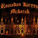 Ramadan Kareem Mubarak 2014 Facebook Timeline Profile Cover Photo