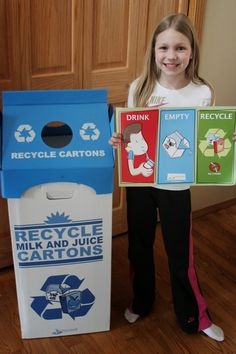 NEW!! Earth Day Activity!! The Carton Council will send your child a free, Milk Carton and Juice Box Recycling Kit to implement at their school.  Takes only a couple days to get in the mail. Click here to see how it works. Your Kids can make a difference! It has to start with them! Please repin to spread the word.