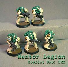 Old School Mentor Legion