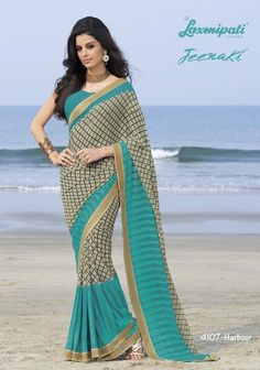 Make a remarkable fashion statement this season with this Elegant Indian Ethnic Outfit. Free shipping in India.