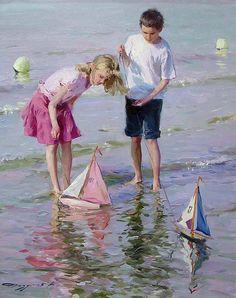 Konstantin Razumov - - Enfants