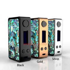 Hugovapor Honey Hive 80W Temperature Control TC Box Mod