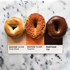 Gimme the gluten #pantoneposts