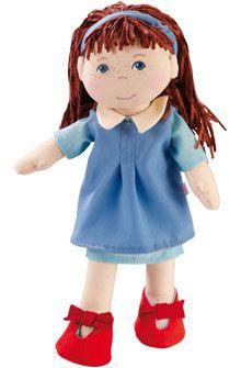 HABA - Erfinder für Kinder - Puppe Victoria - Puppen 30 cm - Puppen - Spielzeug & Möbel
