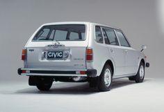 Civic Van HONDA