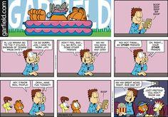 Garfield Comic Strip July 19 2015 on GoComics.com
