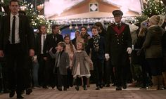 The Danish royal family, including Crown Princess Mary, Crown Prince Frederik, Prince Christian, Prince Isabella, Prince Vincent and Princess Josephine attended the premiere night of the ballet The Nutcracker at Copenhagen's Tivoli Concert Hall.