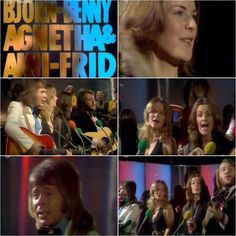 "On the 6th January 1973 Abba (who at this point were still called ""Bjorn, Benny, Agnetha and Anni-Frid"") were in Germany performing their si... #Abba #Agnetha #Frida http://abbafansblog.blogspot.co.uk/2017/01/abba-date-6th-january-1973.html"