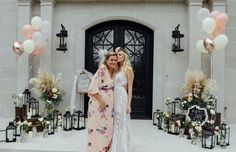 Kelsea Ballerini's Friends Threw Her the Most Epicly Gorgeous Bridal Shower of All-Time Kelsea Ballerini, Lady Antebellum, Pink Balloons, Country Artists, Her Music, Celebs, Celebrities, Country Music, All About Time