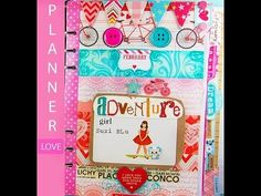 ▶ Kikki-K Filofax Planner Love - Dividers and Categories - YouTube