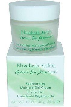 Green Tea Skincare by Elizabeth Arden Eco Beauty, Beauty Makeup, Skincare, Concept, Cosmetics, Tea, Green, Skincare Routine