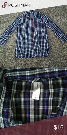 Gap Plaid Shirt Good condition. Size S. GAP Tops Button Down Shirts