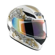 AGV - Women's K3 Multi Full-Face Motorcycle Helmet - Full-Face - Motorcycle Helmets - Street - Women's - CycleGear - Cycle Gear