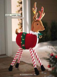 Inspiración para Labores de Navidad en Fieltro (pág. 13)   Aprender manualidades es facilisimo.com