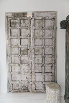 Spell Boutique Browning Street Byron Bay | Spell Blog Our beautiful old Indian doors adding to the magic of Spell