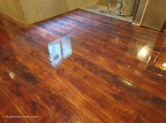concrete floor basement - Google Search
