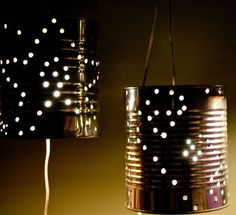 ★ DIY Lamps & Lights | Roundup of Home Decor Craft Projects â˜