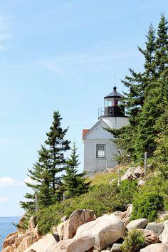 Bass Harbor lighthouse, Maine | New England Living