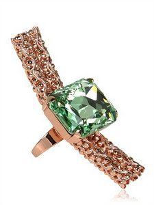 Halaby - Samurai Capsule Ring   FashionJug.com