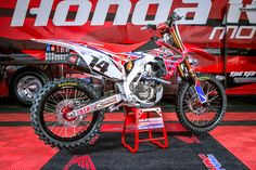 Honda CRF 450 R Team Honda 2015 - Supercross 2015