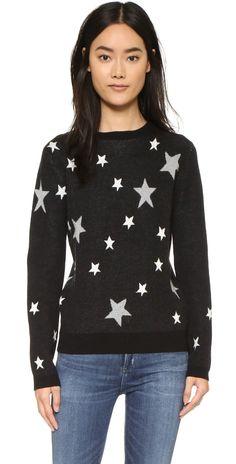 ONE by Amour Vert Celeste Star Sweater | SHOPBOP
