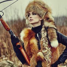 Furs & guns