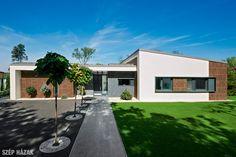 Meleg otthon modern falak között - Szép Házak