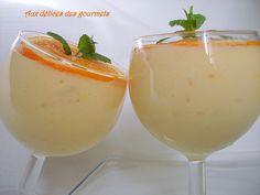 Un dessert léger, frais et un peu acidulé que je vous propose aujourd'hui. Cette mousse à l'orange est très facile à réaliser. Elle peut ê...