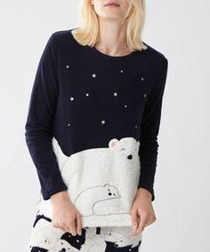 T-shirt urso polar