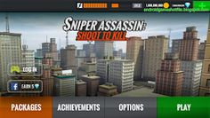 latest android games mod apk 2016-2017: Sniper 3D Assassin Shoot to Kill v1.14.1 Mod Apk Unlimited Coins and Diamonds