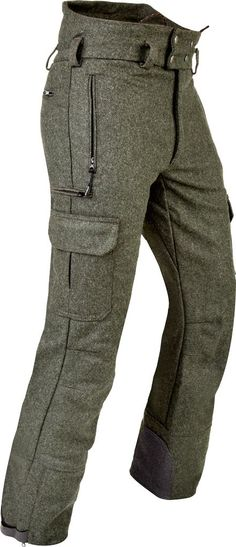 PFANNER Lodenhose - Jagd & Forst Emmerich Outdoor Wear, Outdoor Outfit, Outdoor Pants, Hunting Clothes, Hunting Gear, Mens Outdoor Clothing, Cargo Pants, Men's Pants, Mens Ski Pants